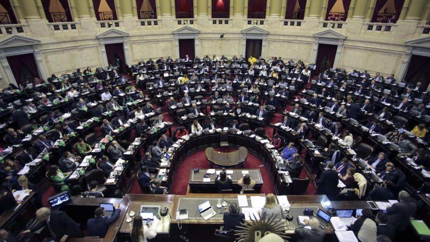 El congreso desde adentro sancion legalizacion aborto