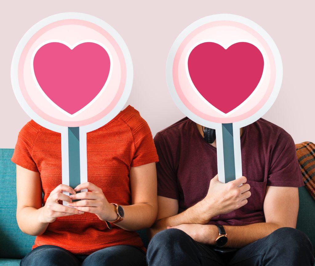 Amor real san valentin