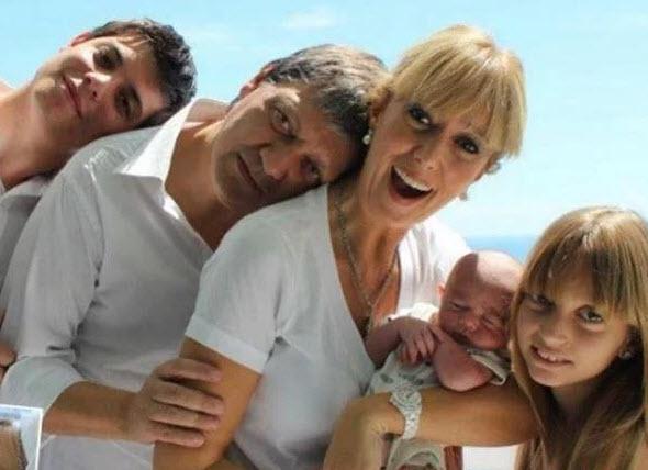 la familia de marisa brel