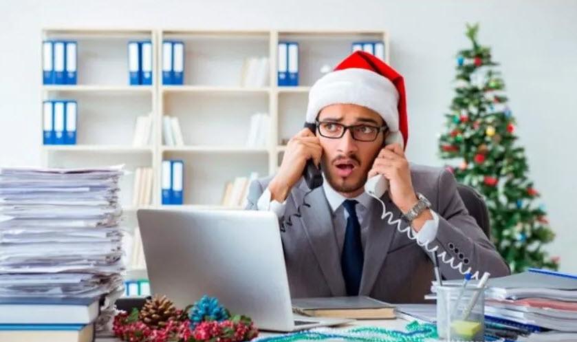 Las fiestas y el estrés de fin de año