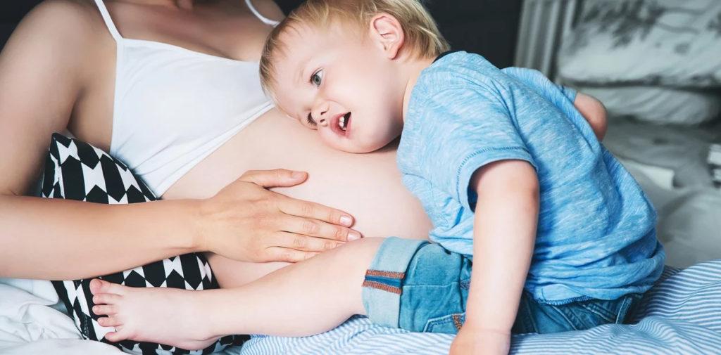Coronavirus: Segundo embarazo, y en cuarentena